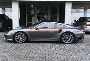 Porsche Coupe