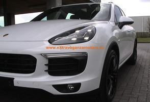 Porsche Cayenne S EHybrid