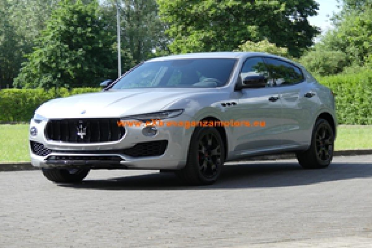 Maserati 4x4